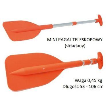 Pagaj Mini Teleskopowy 53-106 TR