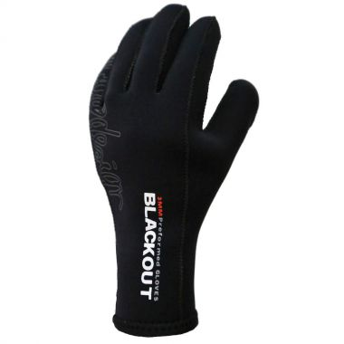 Rękawice neoprenowe Blackout AquaDesign