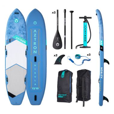 Deski SUP NEBULA 2+1 Person 12'10""