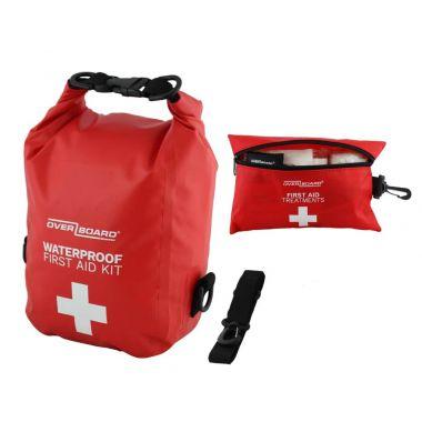 Apteczka wodoszczelna Waterproof First Aid Bag z wyposażeniem Over Board